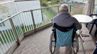 Pfleger aus Rumänien für Betagte in der Schweiz