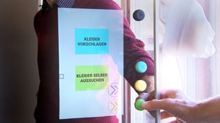Video «Hightech-Wohnen im Alter, Ärzte und Sterbehilfe, Listeriose» abspielen