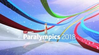 SRF zeigt die Paralympischen Skirennen erstmals live