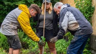 Mittwoch: Der Garten in Oberwil wird essbar