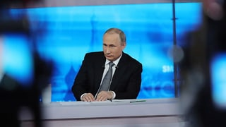 «Herr Putin, wir haben ein Problem»