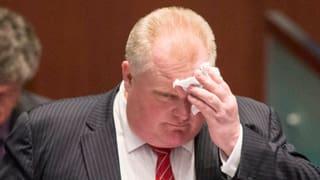 Skandal-Bürgermeister von Toronto verliert weiter an Macht