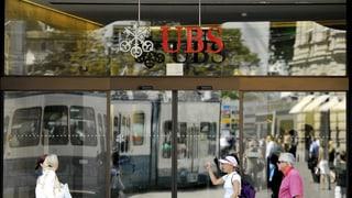 UBS ist weltgrösste Vermögensverwalterin