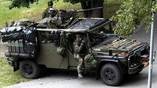 Verstärkung für Spezialeinheit (Artikel enthält Audio)