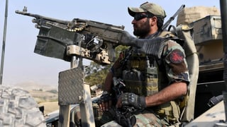 Viele zivile Opfer nach Luftangriff in Afghanistan