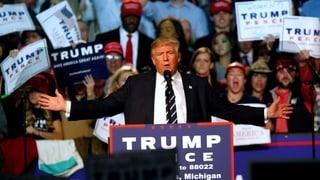 Trump verbreitet Verschwörungstheorien gezielt – und wird selbst zur Zielscheibe.