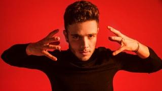 Luca Hänni per la Svizra al «Eurovision Song Contest» 2019