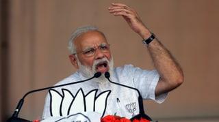 Gericht stoppt Spielfilm über Premierminister Modi