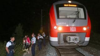 Attatga en tren regiunal - Stadi islamic surpiglia responsabladad