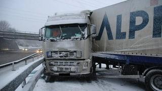Rekordtief bei Verkehrsunfällen auf Solothurner Strassen