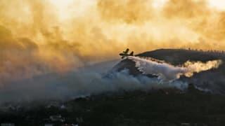 «Die grössten Brände wüten in Kanada und Russland»
