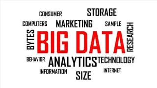 «Big Data» – dapli che be datas (Artitgel cuntegn audio)