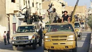 15'000 Ausländer kämpfen für den IS