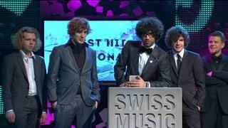 Swiss Music Awards 2013: Das sind die Gewinner