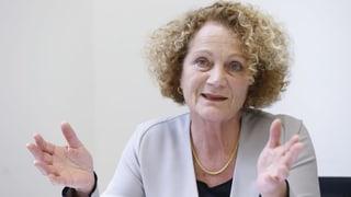 Therese Frösch: «Der Fisch stinkt vom Kopf her»