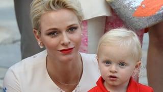 Prinz Jacques von Monaco: Ganz die Mama