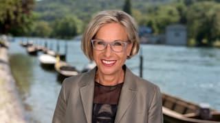 Lesen Sie hier, wie Rosmarie Widmer Gysel vor den Wahlen im Herbst 2016 ihre Zukunft sah.
