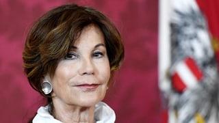 Brigitte Bierlein wird Österreichs erste Bundeskanzlerin