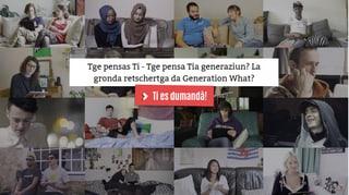 «Generation What?» u il pli grond selfie da l'Europa