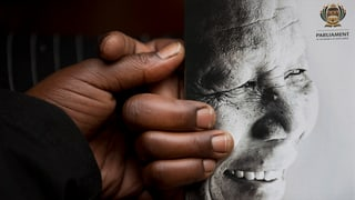 Abschied von Nelson Mandela: «Sein langer Marsch ist zu Ende»