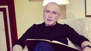 Kreml: Chodorkowski kann «jederzeit» zurückkehren