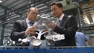 Lichtblick in China für Schweizer Auto-Zulieferer