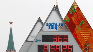 Ärger in der Olympia-Stadt Sotschi