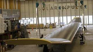 Bund erlässt Miete für Solar Impulse