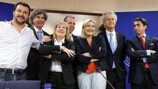 Europas Rechte verbündet sich parlamentarisch