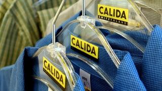 Calida erzielt fast einen Drittel weniger Gewinn