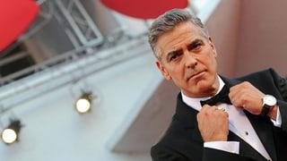 Figure Veneziane: George Clooney und ich