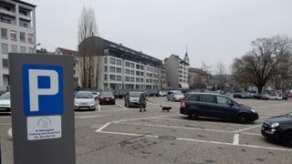Parkierungsreglement zurück an den Absender