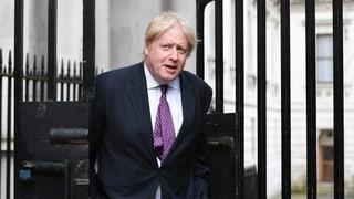 Boris Johnson sagt Moskau-Besuch ab