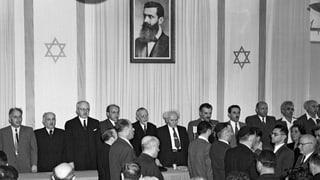 Das war 1948: Staat Israel, Apartheid und der Kinsey-Report