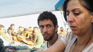 Video «Die Überfahrt – Flucht in eine fremde Heimat» abspielen