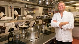 Ein Basler Koch steigt in die Top-Liga der Gastronomie auf