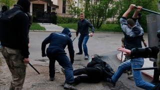 UNO besorgt über Gewaltexzesse in der Ostukraine