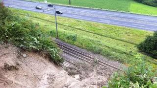 SBB-Strecke Bern-Freiburg wieder offen - Züge verkehren normal