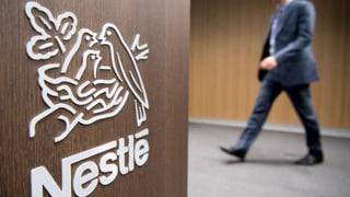 Nestlé startet Rückkauf eigener Aktien