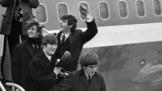 Wie die Beatles die amerikanische Popkultur für immer veränderten