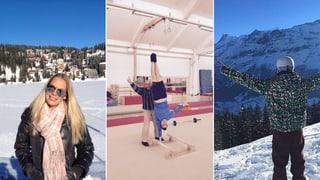 Ins neue Social-Media-Jahr mit Luca Hänni, Linda Fäh und Co.