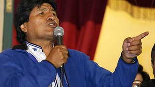 Dritte Amtszeit für Evo Morales