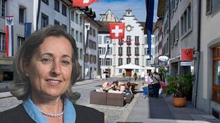 Aarau: Die SVP bleibt in der 2. Reihe