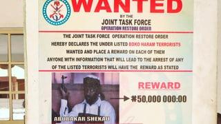 Nigerias Regierung sucht die Stützpunkte von Boko Haram