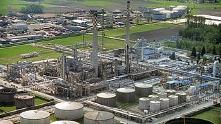 Tamoil will Walliser Raffinerie schliessen