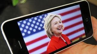 Social Media als US-Wahlkampfarena