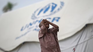 Millionen Menschen bekommen nicht die nötige humanitäre Hilfe