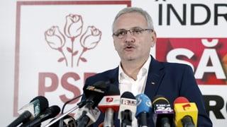 Rumäniens Sozialdemokraten zurück an der Macht