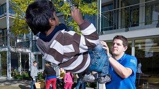 Zivildienst im Klassenzimmer: Hilfskraft - nicht Lehrerersatz