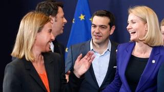 Bewegung beim EU-Gipfel im Streit mit Griechenland